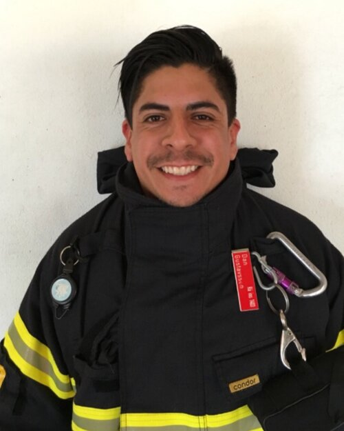 Dan Gustavsson - Fire & Safety Sweden