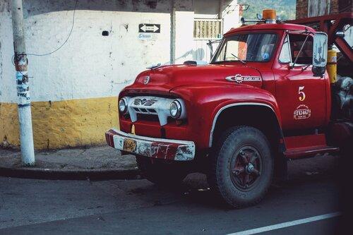 Brandbil, Fire & Safety Sweden