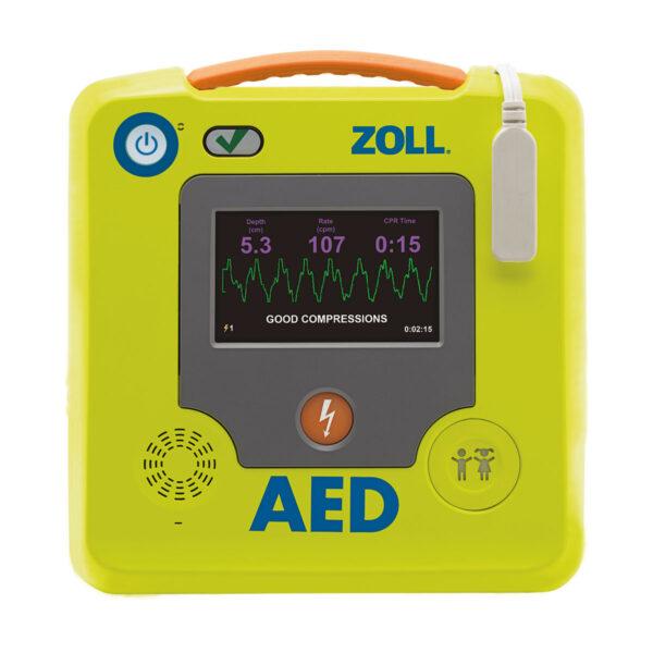 Zoll AED 3 BLS - hjärtstartare